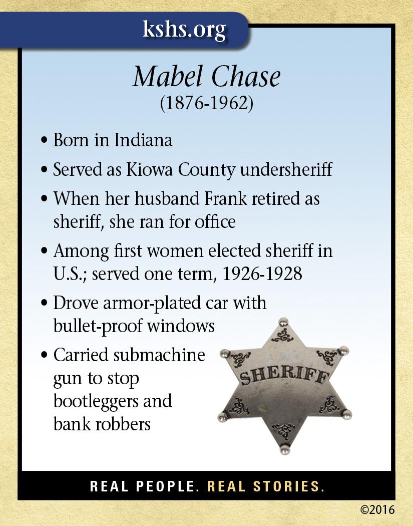 Mabel Chase