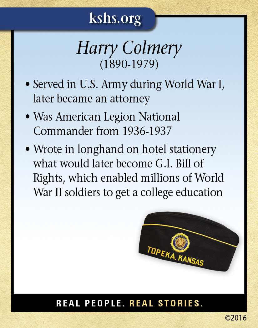 Harry Walter Colmery