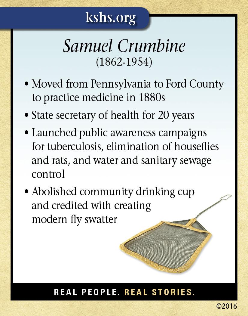 Samuel Crumbine