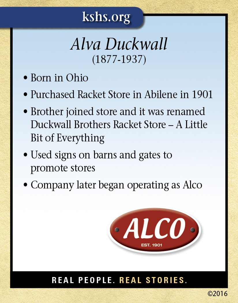 Alva Duckwall
