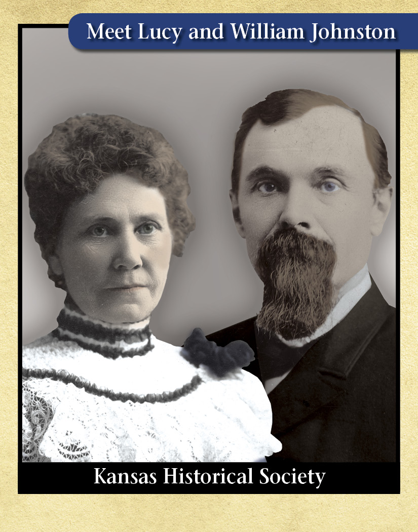 Lucy and William Johnston