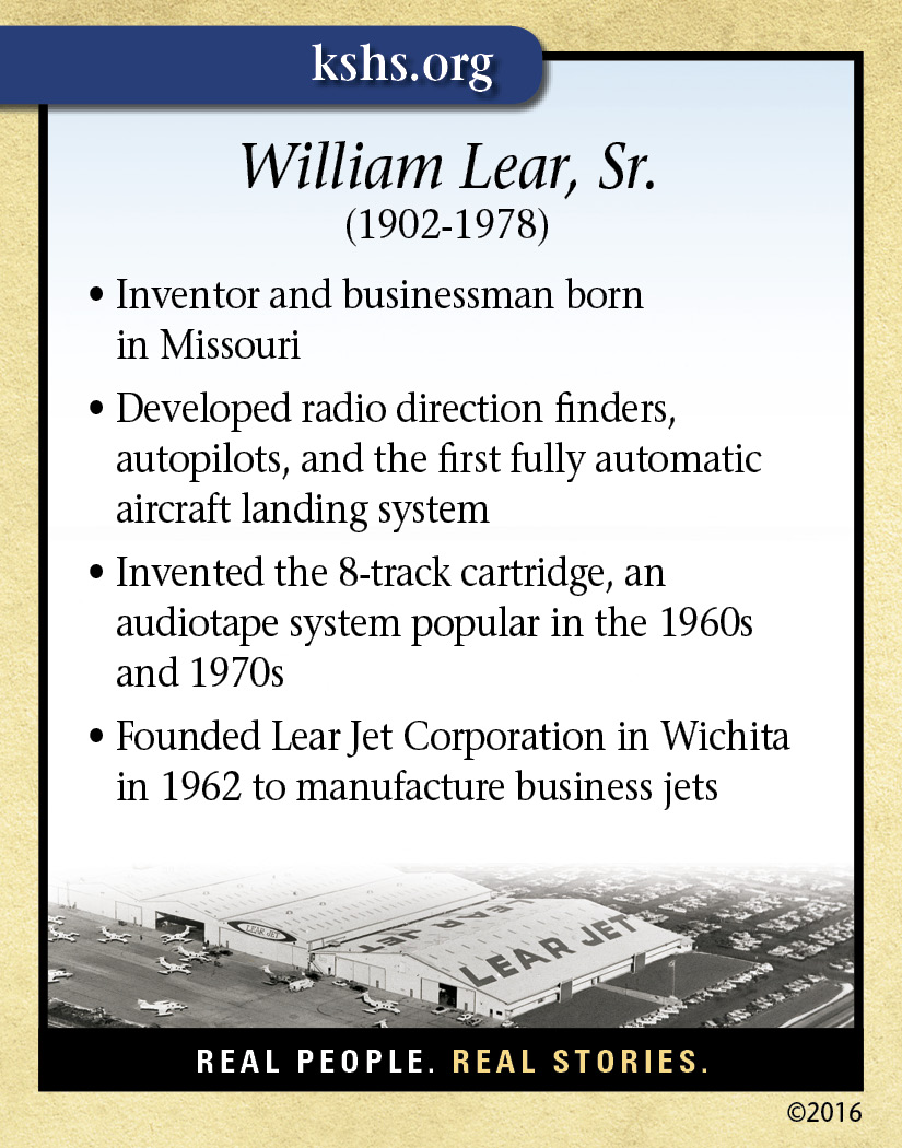 William Lear, Sr.
