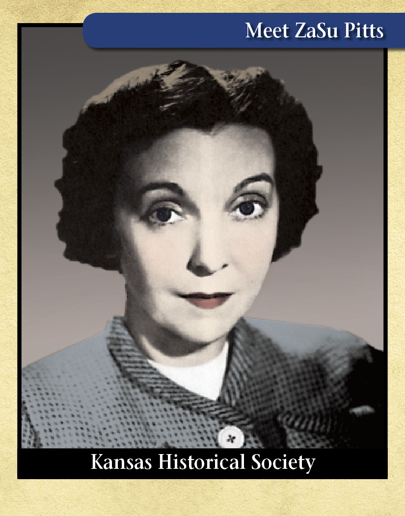 ZaSu Pitts ZaSu Pitts new pics