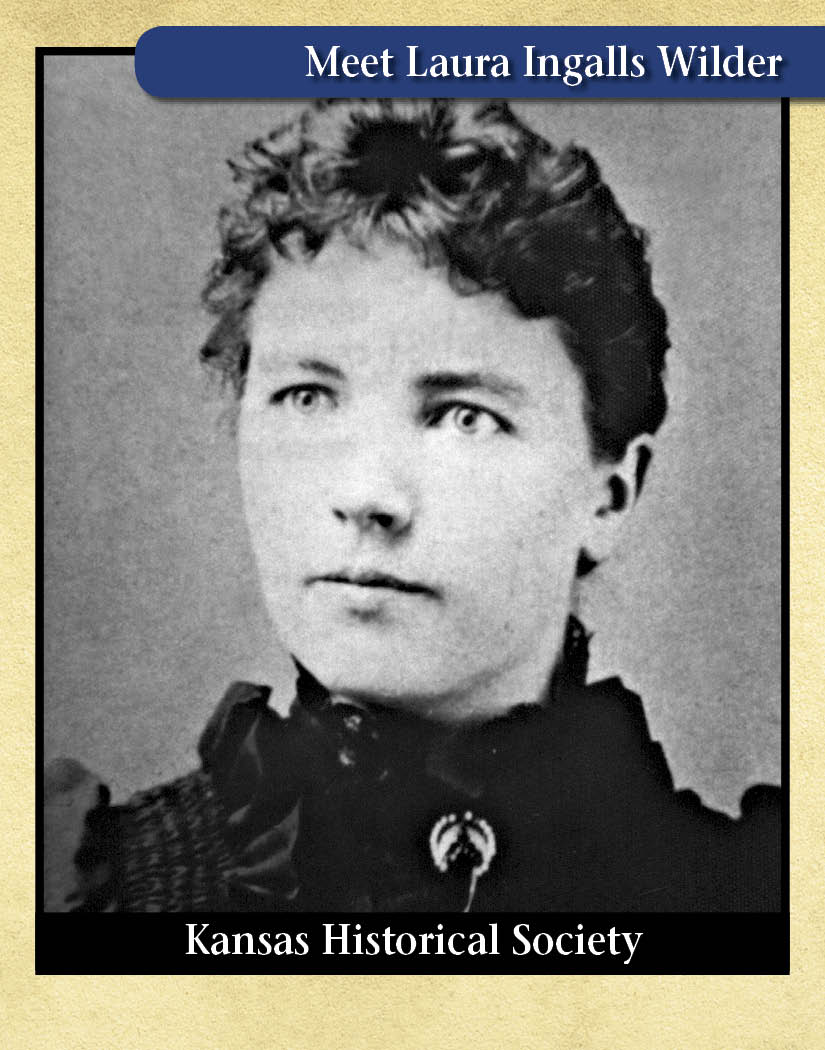 Pin Laura Ingalls Wilder on Pinterest - 108.6KB