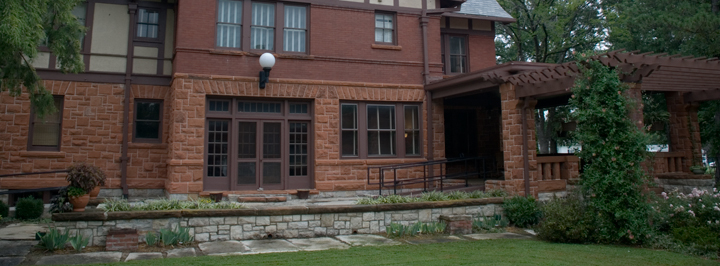 Facility rental at Red Rocks State Historic Site, Emporia