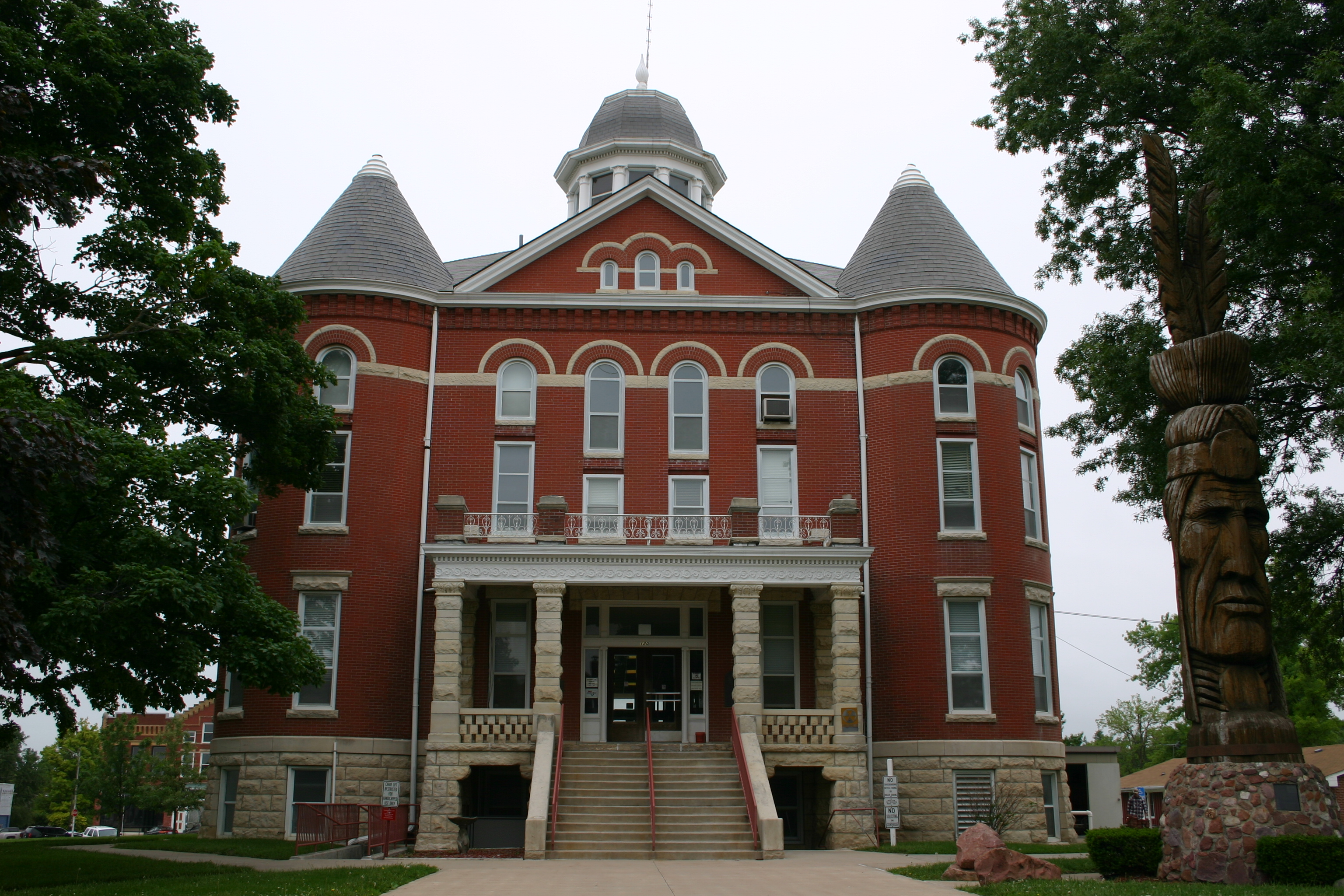 Doniphan County Courthouse