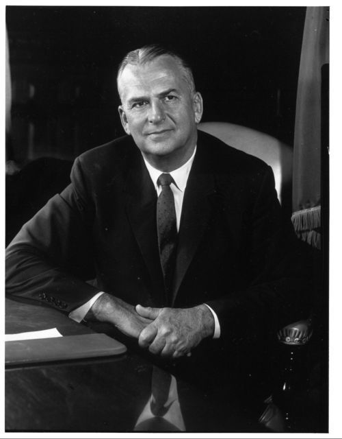 Governor William Avery, 1965