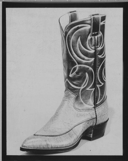 Hyer Boot Company Records 1876-1988 - Kansas Historical Society