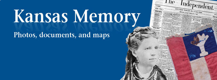 Kansas Memory, our digital archives