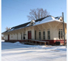 Rock Island Depot, Abilene, Dickinson County