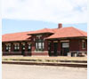 Downs Missouri Pacific Depot, Osborne County