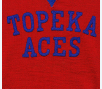 Uniform for Topeka Aces women basketball team, ca. 1928