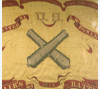 Flag for Second Kansas Battery, also known as Blair's Battery