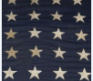 Flag flown on USS Wichita battleship, launched in 1937