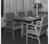 Furniture created by Works Progress Administration for Carruth Hall at University of Kansas