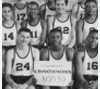 East Topeka Junior High School basketball champions, 1958-1959