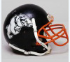 Helmet from Waverly High School Bulldogs, an 8-man football team