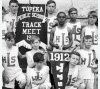 Lowman Hill track team, Topeka, track meet champions in 1912
