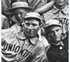 Baseball team from Uniontown, Kansas, 1910