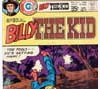 Billy the Kid comic book printed in 1978 by Charlton Group
