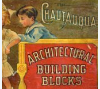 Wooden architectural blocks, 1914.