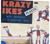 Krazy Ikes plastic contruction set, circa 1960