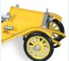 Model of 1914 Stutz Bearcat made by Emporia collector, late 1950s