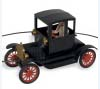 1917 Ford with trigger ring to emulate a car backfiring