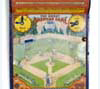 Mechanical baseball game, 1920s, made by Frantz Co.