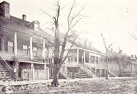 Fort Scott during occupation
