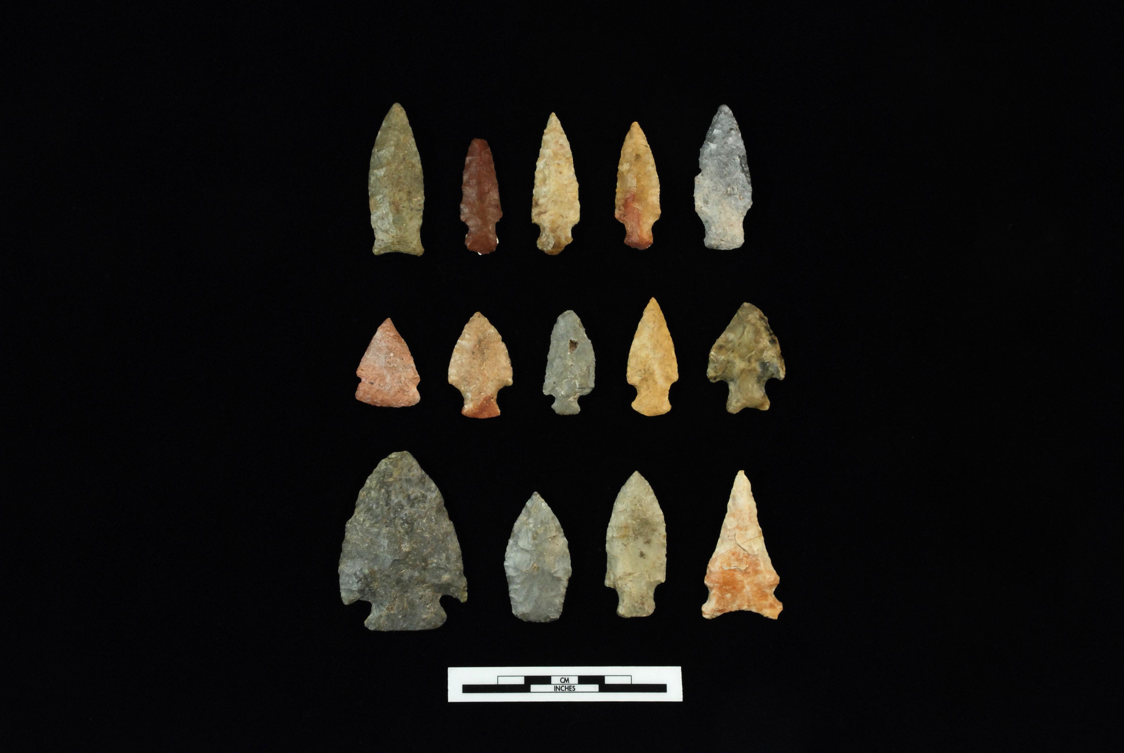 Kansas Archeology - Archaic Period - Kansapedia - Kansas