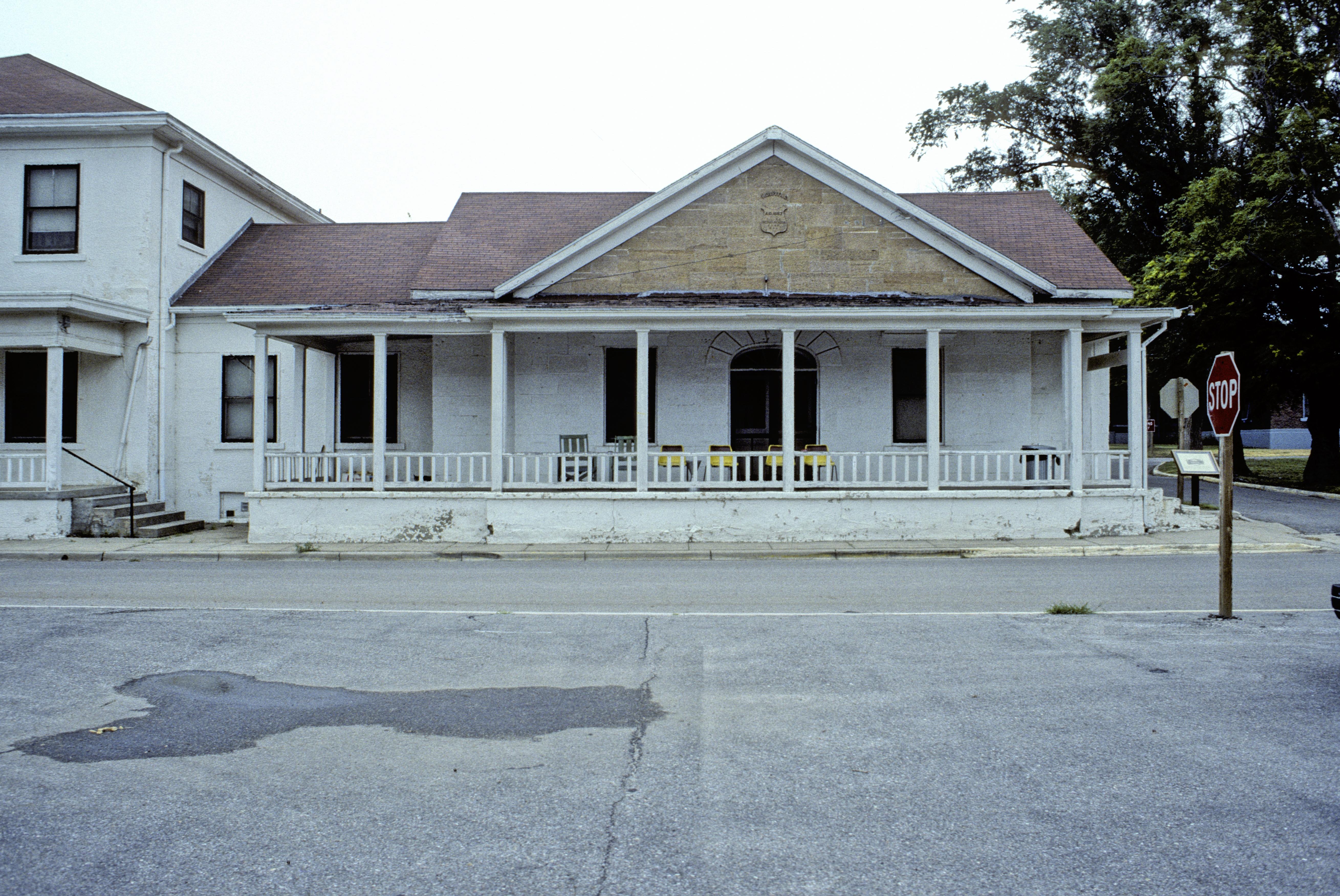 Historic Forts - Kansapedia - Kansas Historical Society
