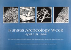 Kansas Archeology Week, 1994