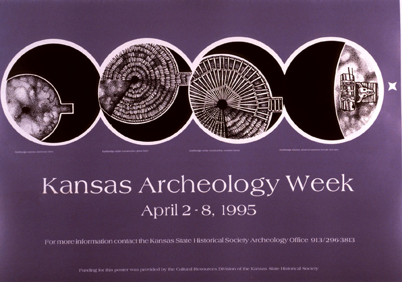 Kansas Archeology Week, 1995