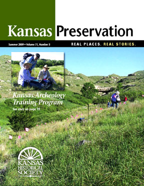 Kansas Preservation, Summer 2009