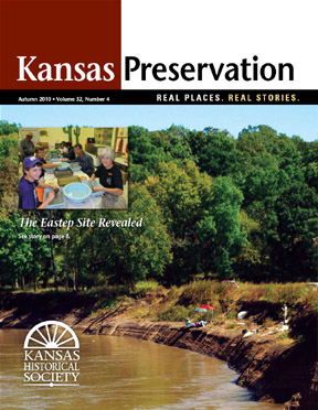 Kansas Preservation, Autumn 2010