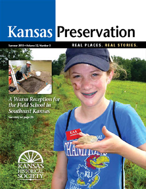 Kansas Preservation, Summer 2010