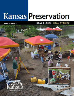 Kansas Preservation, Volume 33, Number 3, 2011
