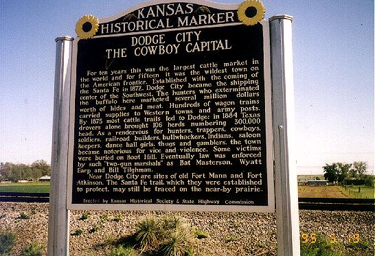 Dodge City: Cowboy Capital
