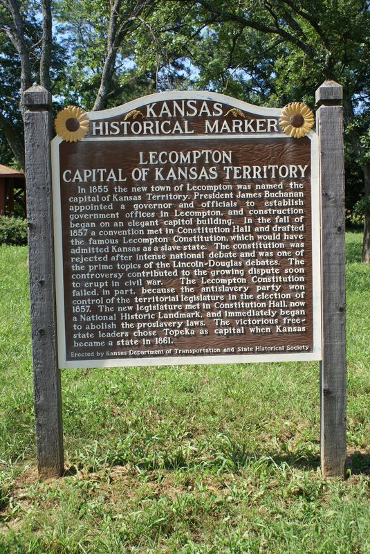 Kansas Historical Markers Kansas Historical Society