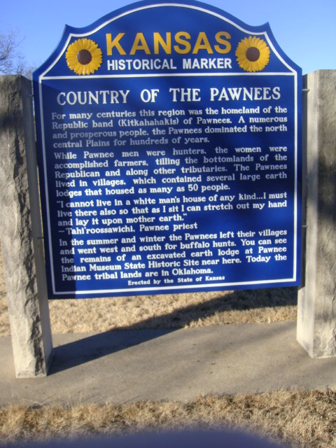 Country of the Pawnees