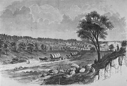 Lecompton, Kansas, 1858