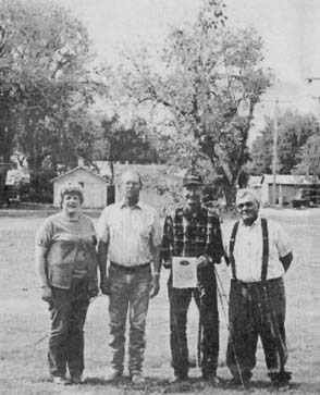 Wichita County tree planting