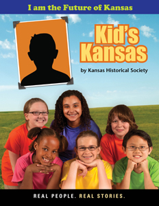 Kid's Kansas Activity Book