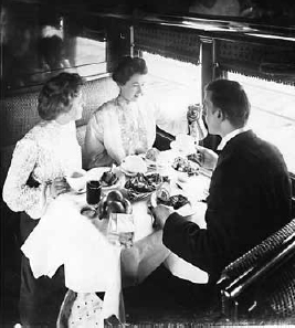 Train passenger car