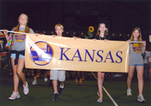 Kansas Competitors at National History Day