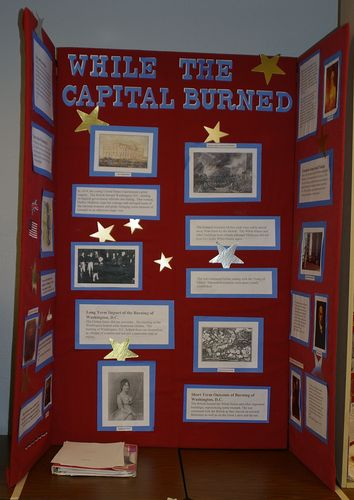 "Mikayla Barth, Jr. Individual exhibit, ""While the Capital Burned"""