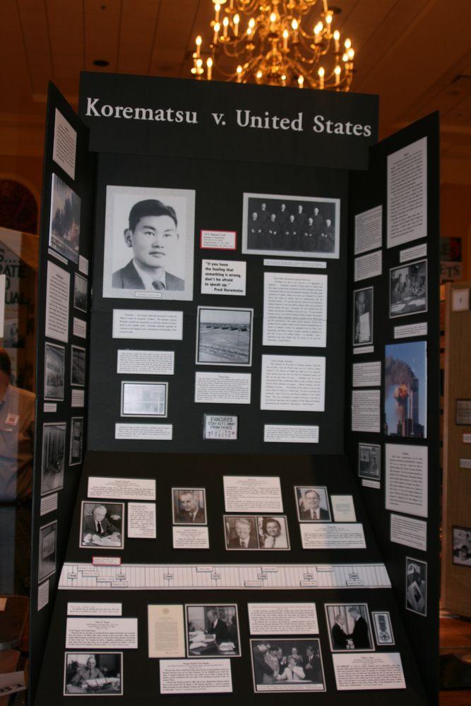 korematsu v. united states essay