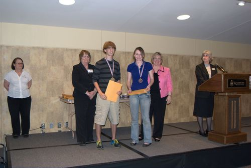 Roederer and Rhodes, 1st place, Sr. group documentary