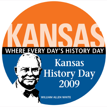 Kansas History Day Logo